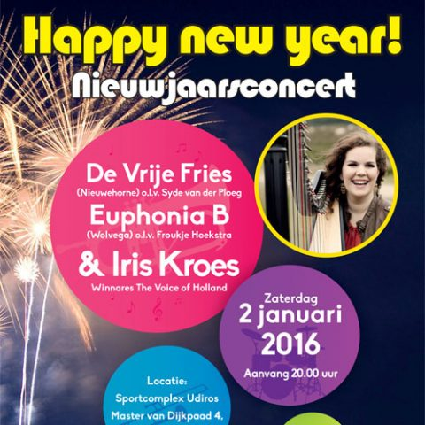 nieuwjaarsconcert Vrije Fries