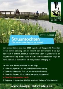 Struuntochten-klaver4tocht-juli